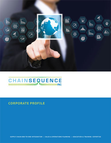 ChainSequence Supply Chain Consulting Profile