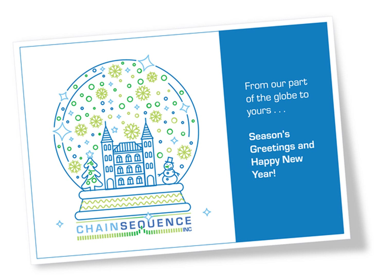 Greetings Of The Season From Chainsequence Chainsequence Inc